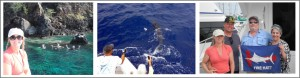 Snorkeling Tour and Marlin Fishing